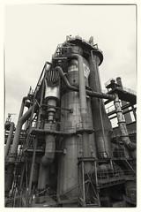 _T1A2116 The Machine (idunavision) Tags: duisburg landschaftsparknord industrie canon zeiss