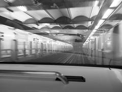 Mtro (Marc Fievet) Tags: mtro metro moyendetransporturbain moyendetransport urbain moyen transport rame paris france tourisme olympusomd5mkii olympus tube underground curiosit touristique ticketdemtro ticket noiretblanc noir blanc contrastes