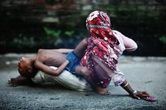 Not Your Average Motherhood (N A Y E E M) Tags: mother son beggar street ashkardighirpar chittagong bangladesh carwindow