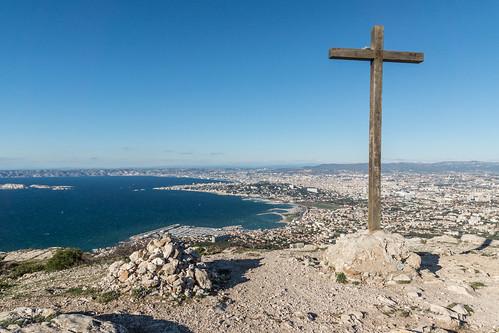 Croix  de Marseilleveyre