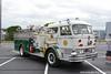 Mack Fire Truck (Trucks, Buses, & Trains by granitefan713) Tags: truck bigtruck bigrig showtruck cabover coe antiquetruck vintagetruck classictruck mack macktruck firetruck antiquefiretruck