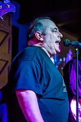 Jim Stevenson (JOHN BRACE) Tags: 31st international queen fan club convention golden sands caravan park mablethorpe lincolnshire uk jim stevenson sings with jamie falcons