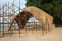 IMG_5134 (trevor.patt) Tags: foster block shell tile vault venice biennale architecture arsenale