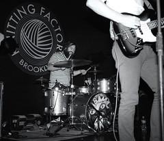 img007 (S1NCE_ALWAYS) Tags: concert music livemusic brooklyn knittingfactory mamiya7 80mm nikonsb26 flash mewithoutyou 6x7 mediumformat film analog