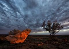 Sunset (Craig F Gibson) Tags: brokenhill nsw australia canon canon6d 6d canon1740 sculpture livingdesertreserve