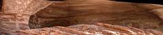 Cave with ledge at Canyon De Chelley (JoelDeluxe) Tags: canyondechelley chelley tsyui navajonation nationalmonument canyon muertos cottowoods redrocks sandbed wash ruins az arizona hdr joeldeluxe