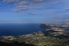 From the top of Erice Castle, Sicily, November 2016 207 (tango-) Tags: erice sicilia sizilien sicilie italia italien