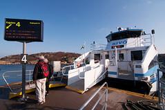 Getting to the archipelago with the ferry - Saltholmen boat terminal (avantgarde_w2) Tags: schweden sweden gothenburg southernarchipelago goteburg   wideanglelens weitwinkel tokina1116mmf28 saltholmenboatterminal strysbolaget ferry fhre riv