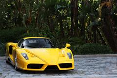 Giallo Modena Enzo Ferrari (MonacoFreak) Tags: monaco montecarlo luxury ferrari enzo giallo modena