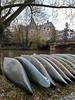 Boote (laynecom) Tags: kanu canoo marburg hessen alteuni weidenhäuserbrücke
