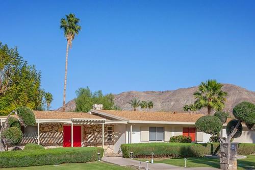 Дом Уолта Диснея в Палм-Спрингс, Калифорния