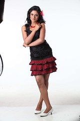 South Actress Deepika Das Hot In Modern Dress Photos Set-4 (6)