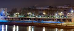 Les quais bas rive gauche à Rouen (zigazou76) Tags: fleuve poselongue quai quaibas rivegauche rouen seine