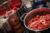 Erdbeermarmelade mit Rum (blumenbiene) Tags: einkochen eingekocht einmachen einwecken home canning bottling putting up processing fruits früchte marmelade gelee jelly jam erdbeermarmelade erdbeere erdbeeren fragaria strawberries strawberry