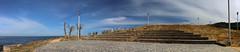 PANORAMA 170 (anyera2015) Tags: ceuta canon canon70d panorama panormica parque gradas cementerio