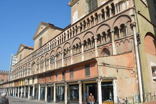 Streets of Ferrara II