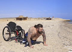 03.11 07 (KnyazevDA) Tags: diver disability undersea padi paraplegia amputee underwater disabled handicapped owd aowd scuba