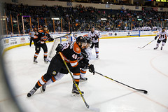 "Missouri Mavericks vs. Ft. Wayne Komets, November 12, 2016, Silverstein Eye Centers Arena, Independence, Missouri.  Photo: John Howe/ Howe Creative Photography • <a style=""font-size:0.8em;"" href=""http://www.flickr.com/photos/134016632@N02/30869268832/"" target=""_blank"">View on Flickr</a>"