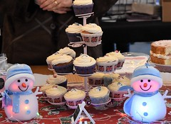 Snowmen and Cupcakes