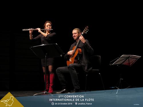 Concert de Jasmine Choi et Benjamin Beirs