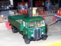 "AEC ""ANN LION Ltd"" (sur rseau train HO) (xavnco2) Tags: salon modlisme maquette 2016 till oise picardie france model show camion truck trucks lorry lkw aec"