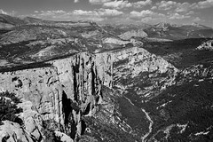 Verdon gorge (Paolo D'Adda) Tags: verdon gorge france francia fiume river rocks climbing nature clouds sky nuvole rocce cielo paolodadda paolodaddaphotography canon 5dmarkiii canon35mmf14l travel wild intothewild neverstopexploring bw blackwhite