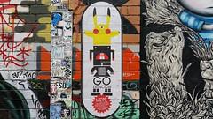 Adi... (colourourcity) Tags: streetartaustralia streetart graffiti melbourne burncity awesome colourourcity colourourcitymelbourne australia melbournestreetart melbournegraffiti streetartmelbourne nofilters adi totem
