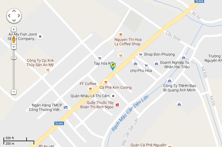 Khai trương siêu thị Điện máy XANH Phú Hòa, An Giang