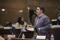 Gilberto Guamangate - Sesin No. 417 del Pleno de la Asamblea Nacional  / 01 de diciembre de 2016 (Asamblea Nacional del Ecuador) Tags: asambleanacional asambleaecuador sesinno417 pleno plenodelaasamblea plenon417 417 gilbertoguamangate