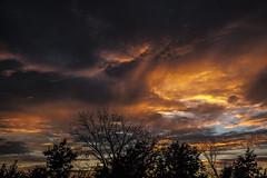 Storm Clouds Sunset (Klaus Ficker thanks for + 2.000.000 views.) Tags: sunset clouds storm weather color colorful weatherinkentucky evening night kentuckyphotography klausficker usa kentucky canon eos5dmarkii