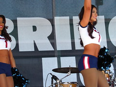 IMG_6881 (grooverman) Tags: houston texans cheerleaders nfl football game nrg stadium texas 2016 budweiser plaza nice sexy legs stomach canon powershot sx530