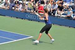 Belinda Bencic (mrenzaero) Tags: tennis martina wta hingis usopen bencic belindabencic