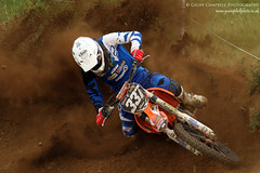 Glenn McCormick - Irish MX2 Champion (gcampbellphoto) Tags: sports race action racing motocross motox motorcycleracing seaforde gcampbellphoto irishchampionshi
