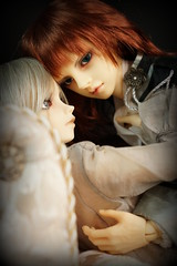 Williams X Cecile (Belialli2012) Tags: williams superdollfie volks cecile sd13 sd17 oathofsilvercoins