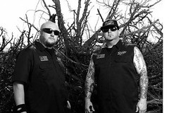 Moonshine Bandits release video for 'Outback' featuring The LACS, Sarah Ross and Jawga Boyz (hellhoundmusic) Tags: video bubbasparxxx sarahross thelacs moonshinebandits jawgaboyz