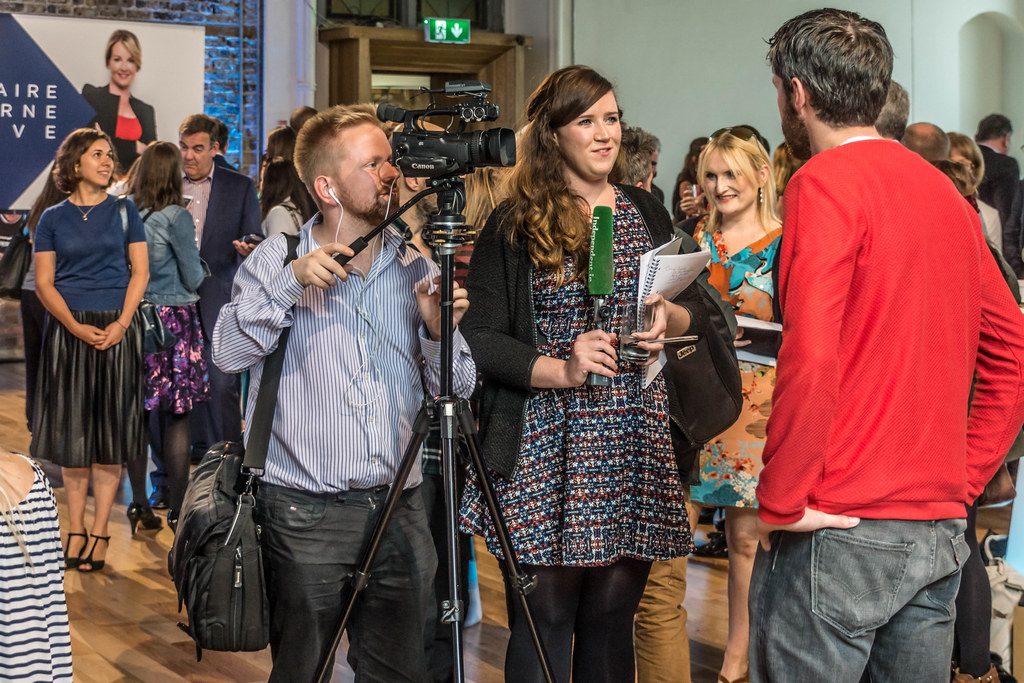 RTE's WINTER SEASON LAUNCH [THE SMOCK ALLEY THEATRE] REF-107074