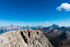 Lagazuoi (stefanromen) Tags: italien italy mountains nature landscape hiking natur berge landschaft wandern dolomites dolomiti veneto dolomiten lagazuoi
