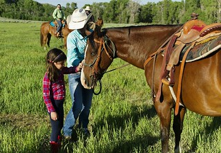 Wyoming Upland Hunting, Fishing, Horseback & Spa 38