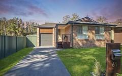 61 Warner Ave, Tuggerawong NSW