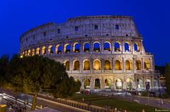 Rome - Italy, Coliseum (Zamana Underground) Tags: italy rome roma colo italia coliseo coliseum nochesenroma