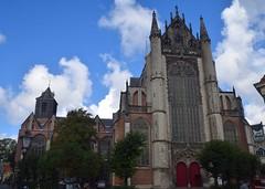 Hooglandse Kerk Leiden. (eddespan (Edwin)) Tags: holland church leiden nederland kirche kerk zuidholland hooglandsekerk kerkgebouw