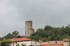 Torre de Cortsavy - Tour de Corsavy (66) (SMartine ♫♫) Tags: 12 millau aveyron midipyrénées cnva pelscaminsdelspaisoscatalans martinesodaigui