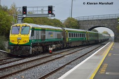 226 passes Kildare, 14/10/15 (hurricanemk1c) Tags: irish train gm rail railway trains railways irishrail 201 kildare generalmotors 226 2015 emd iarnród éireann iarnródéireann 1420corkheuston
