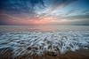 La fuerza de la Naturaleza. Power of Nature. (Javier Martinez de la Ossa) Tags: españa andalucía agua playa nubes puestadesol cádiz olas ocaso atlántico rota océano bahiadecádiz puntacandor javiermartinezdelaossa