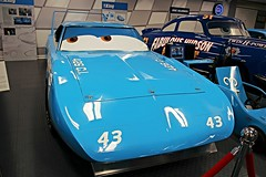 Mr. The King (osubuckialum) Tags: petty richardpettymuseum levelcross nc northcarolina 2015 1970 70 superbird plymouth custom cars theking mrtheking blue 43 426 hemi muscle musclecar nascar randleman pettysgarage richard pettypettys garage cruise in richardpetty car classic