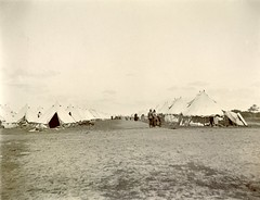 No. 1 camp, c.1901.