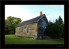 Ramsey Rd School (the Gallopping Geezer 3.5 million + views....) Tags: old school abandoned mi rural canon closed decay michigan country faded worn thumb weathered former backroads derelict 1740 decayed geezer corel gravelroad middleofnowhere 2015 oneroomschool ramseyroad 5d2 1roomschool