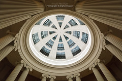 THE LADY LEVER ART GALLERY (dppdi (2003-2016)) Tags: portsunlight thewirral merseyside england uk ladyleverartgallery building architecture dome glassroof glassceiling symmetry