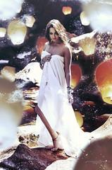 Amandine (olivierchevalier_photographie) Tags: portrait woman beauty fashion photography lights model montage lanternes