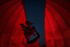 Observatory HDR 4 (A_Kuha) Tags: sky night stars star observatory telescope nightsky seinjoki